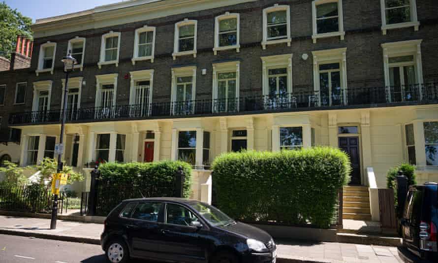 Jenrick's London home