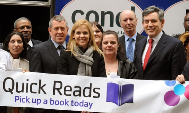 Quick Reads Adult Literacy Scheme To Close Following Funding Cut by Alison Flood for The Guardian