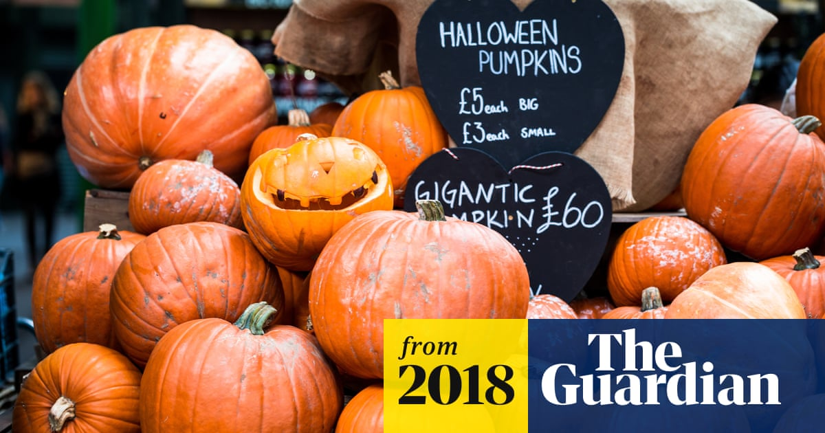 Uk Expected To Waste Terrifying Number Of Halloween Pumpkins