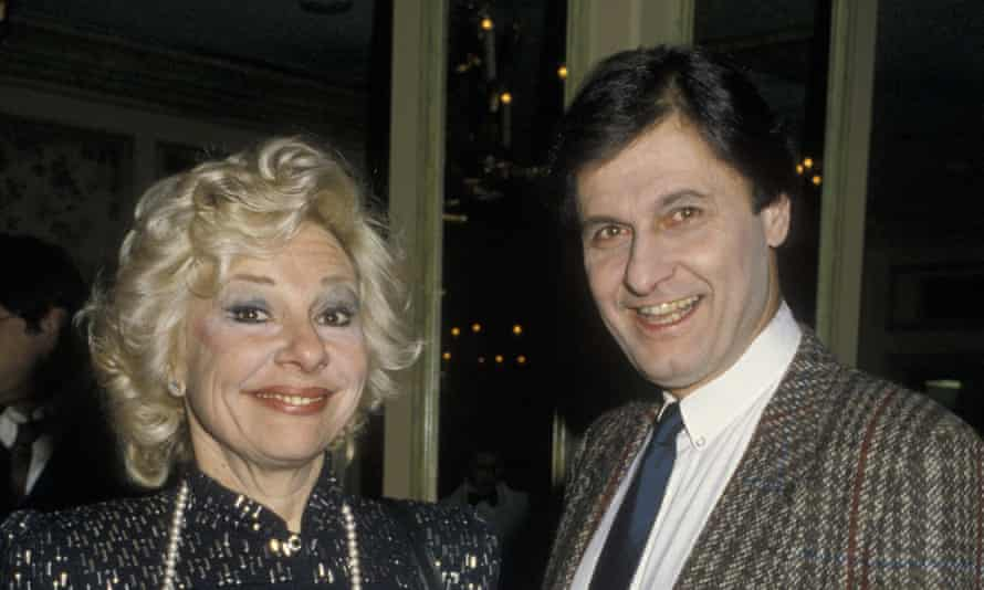 Joseph Bologna with the actor Renée Taylor, his wife and writing partner, in 1987.