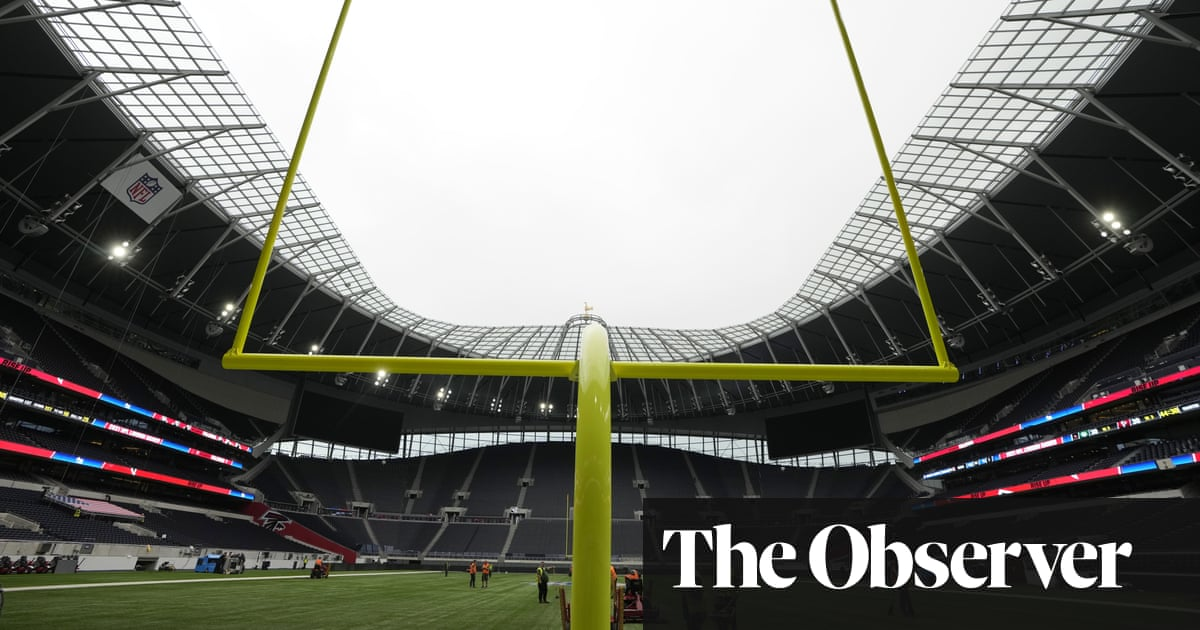 NFL's return to London underlines enduring love affair between the two