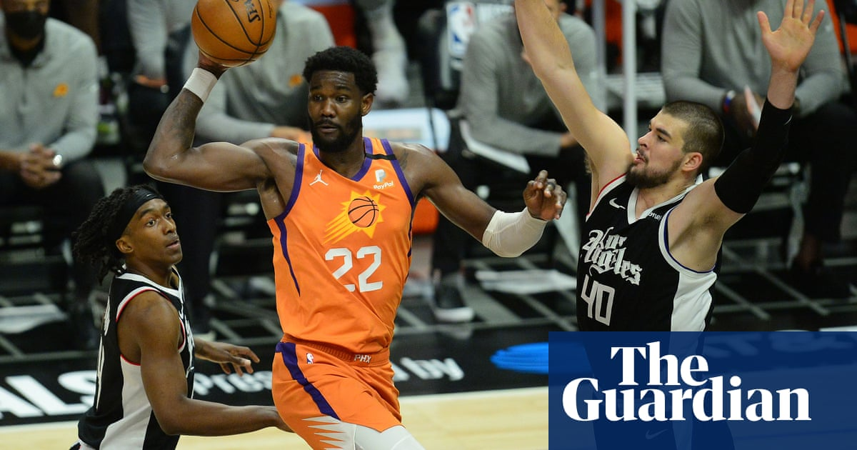 Paul George scores 27 as LA Clippers right ship with Game 3 win over Suns