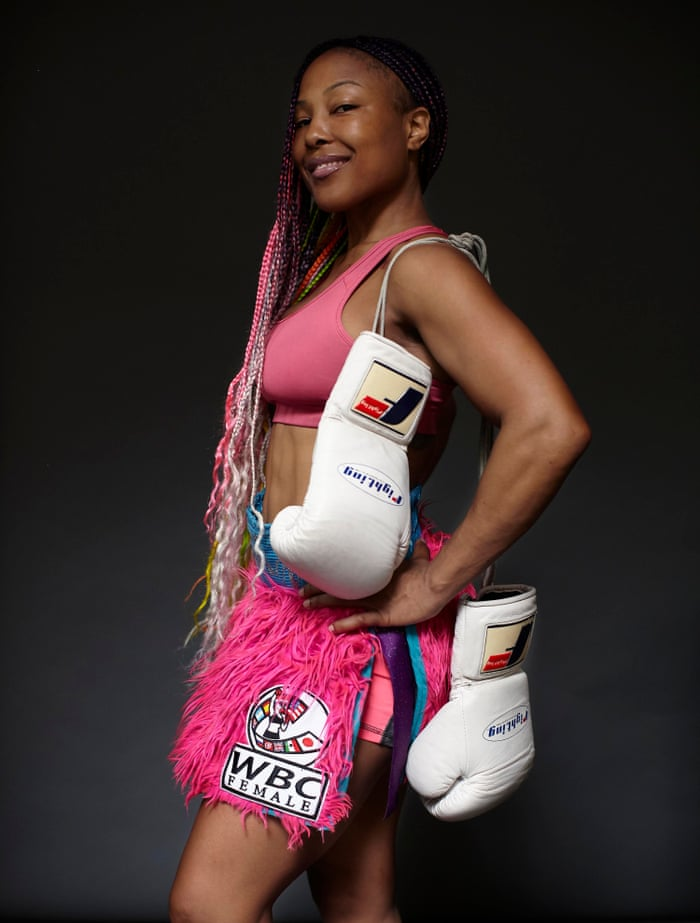 The women boxers of Gleason's Gym – a photo essay | Sport | The Guardian