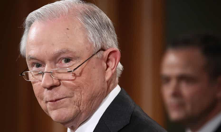 Jeff Sessions answers questions this week amid accusations he lied under oath about ties to Russia. He was also the source of political controversy as a federal prosecutor in Alabama.