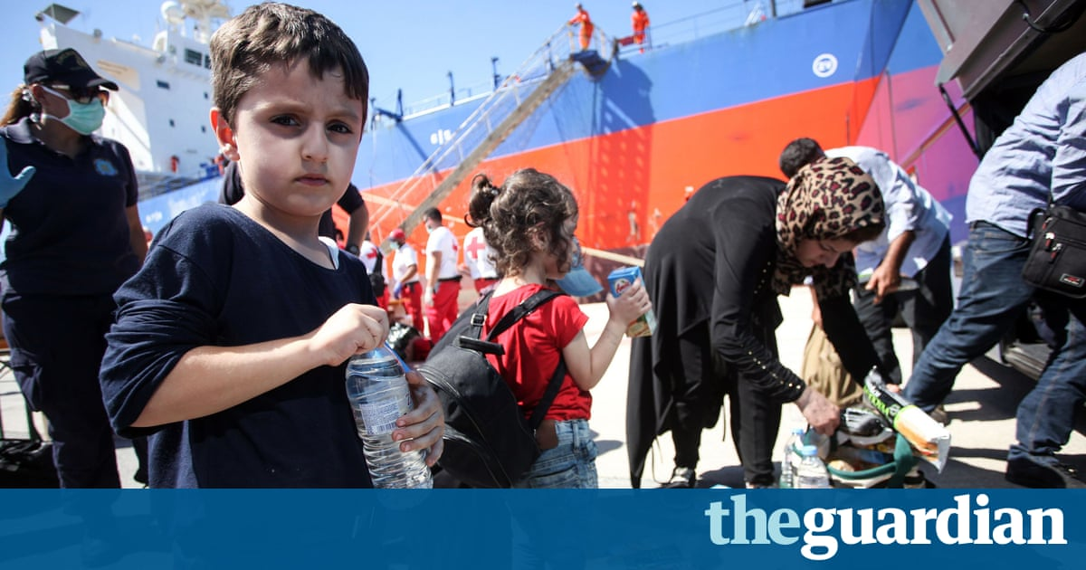Europe has failed to integrate its refugees – but one tiny Greek island succeeded | David Patrikarakos