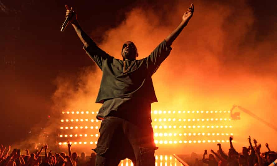 Kanye West … 'It's everybody else's fault for failing to fully appreciate how busy and important he is.'