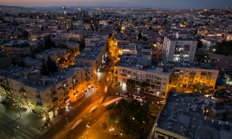 'This land is just dirt': a rooftop view of Jerusalem