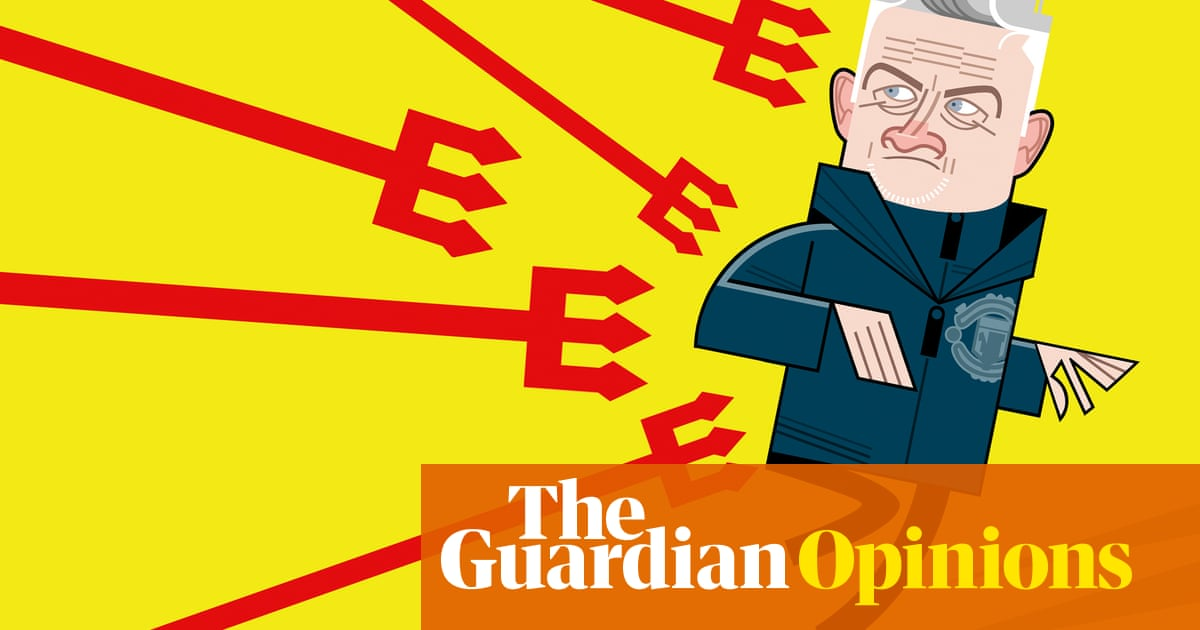 Why Manchester United can't see the Woodward for the trees   Barney Ronay