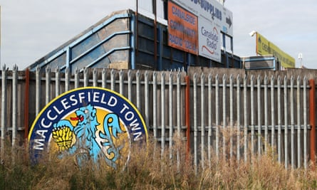 Macclesfield Town have been wound up in the High Court after a judge was told that the club owed more than £500,000.