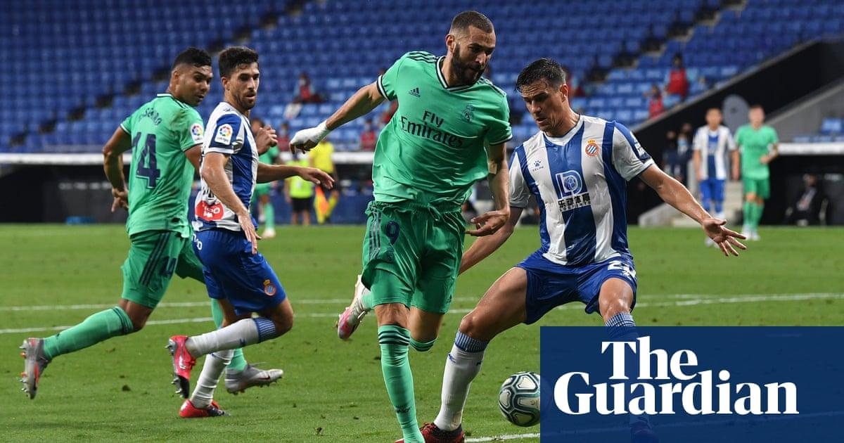 Karim Benzema backheel sums up La Liga weekend of beauty and brilliance | Sid Lowe
