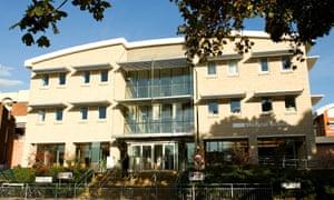Brighton and Sussex Medical School.