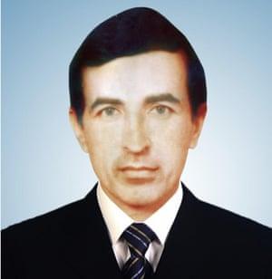 Murod Juraev before his arrest