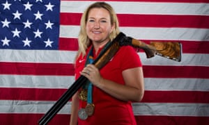 Kim Rhode: 'Having to do a background check every time I purchase ammo ... [is] very, very challenging for me.'