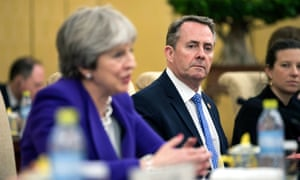'The UK's main tools for negotiation are the areas outside any customs unions – the opening up of services and the regulatory restrictions on services and goods.'