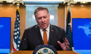 Mike Pompeo, a staunch Trump defender, was personally implicated by several witnesses during the impeachment inquiry.