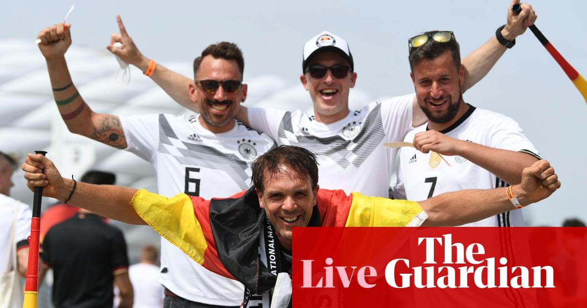 Portugal v Germany: Euro 2020 – live!