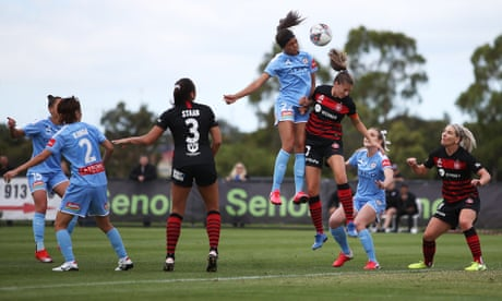 Melbourne City dominate Wanderers to progress to W-League grand final