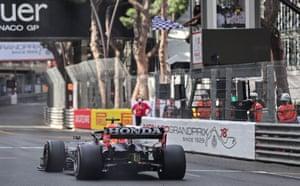 Max Verstappen wins in Monaco!