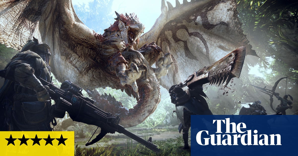 Monster Hunter World Review Feast Of Fun And Fury Where You Re On