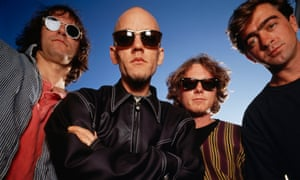 The classic REM lineup