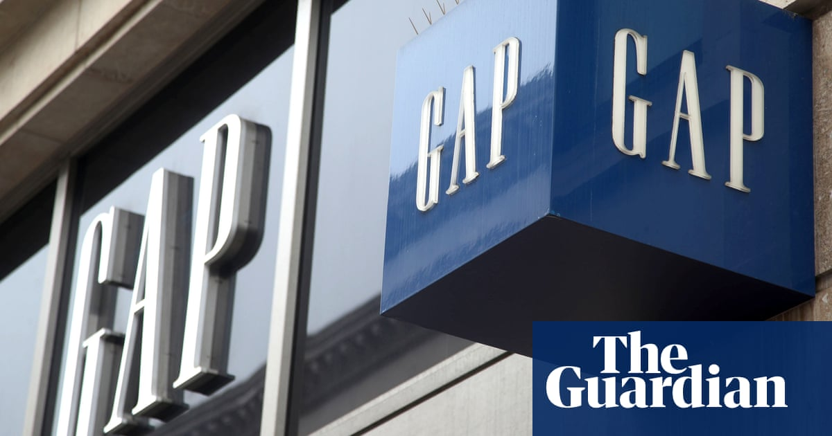 Gap to close all 81 stores in UK and Ireland