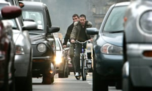 A recent British survey found 61% of respondents believing we should reduce car use.