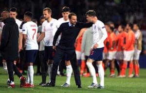Oh England!