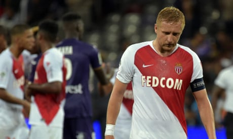 Monaco are starting to pay for their mistakes in the transfer window