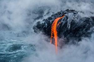 Hawaii's Volcano National Park