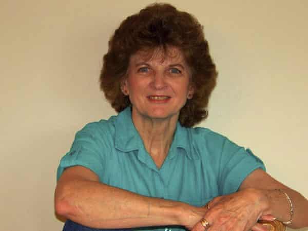 Undated photo of Karen Garner.