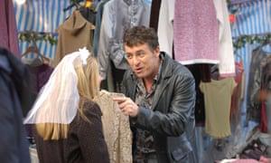Richie in his Alfie Moon days on EastEnders