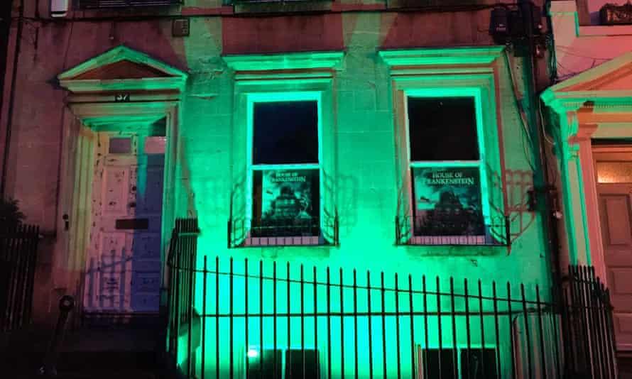 House of Frankenstein Bath