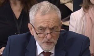 """Jeremy Corbyn: """"his worldview is entirely coherent, but wholly despicable""""."""
