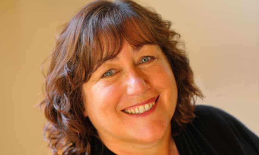 Author Rachel Abbott.