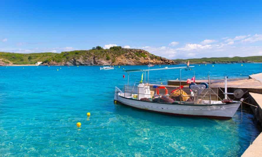 Menorca Es Grau