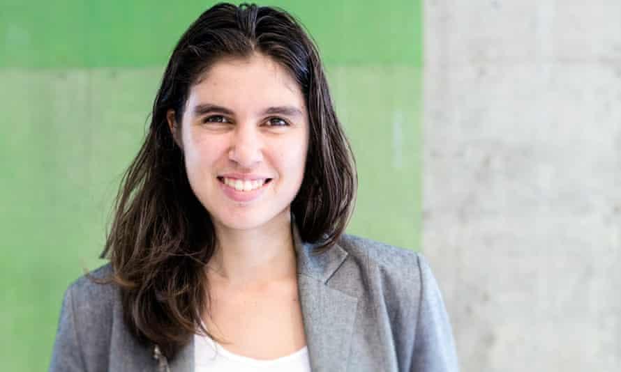 Ellen van Neerven, an Indigenous author in Australia.