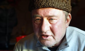 Crimean Tatar leader Ilmi Umerov