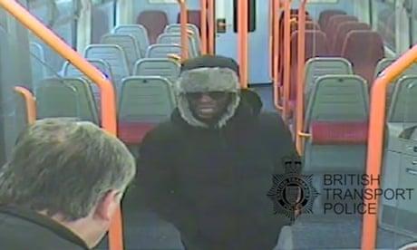 Man found guilty of murdering passenger on Surrey train