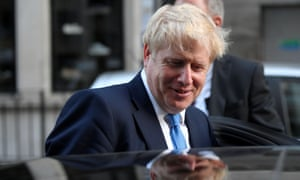 Boris Johnson is expected to arrive at Downing Street at about 4pm.