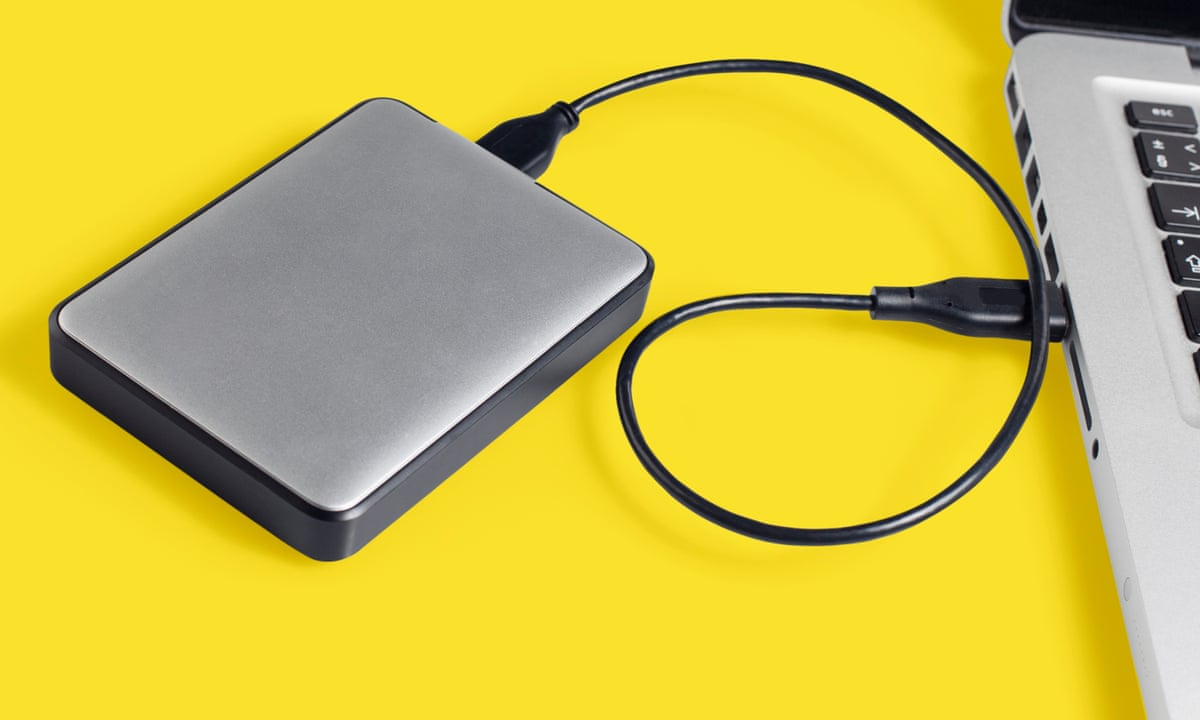 How to make Windows 10 recognise an external hard drive ...