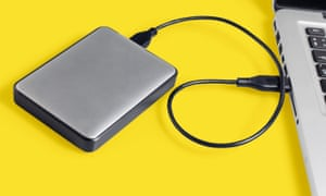 How to make Windows 10 recognise an external hard drive | Technology