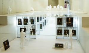 The Salvator Mundi Experience by Simon Fujiwari and David Kohn