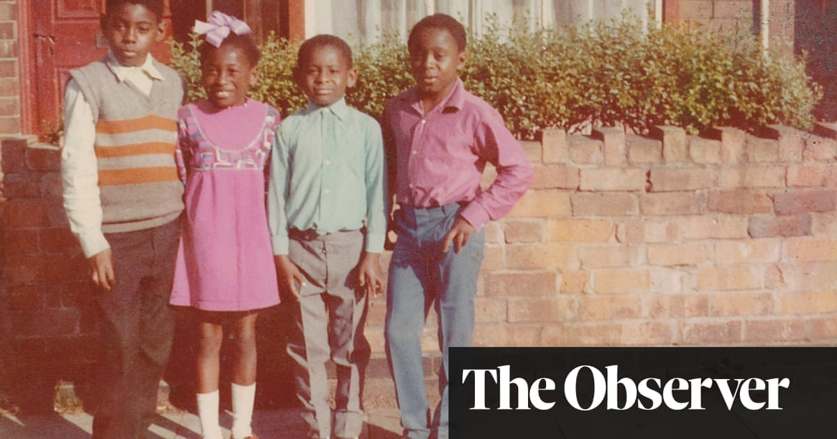 Maybe I Don't Belong Here by David Harewood – chilling insight into an unravelling mind