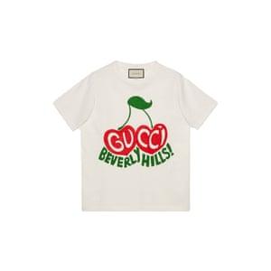 Beverly Hills T-shirt, £340, gucci.com
