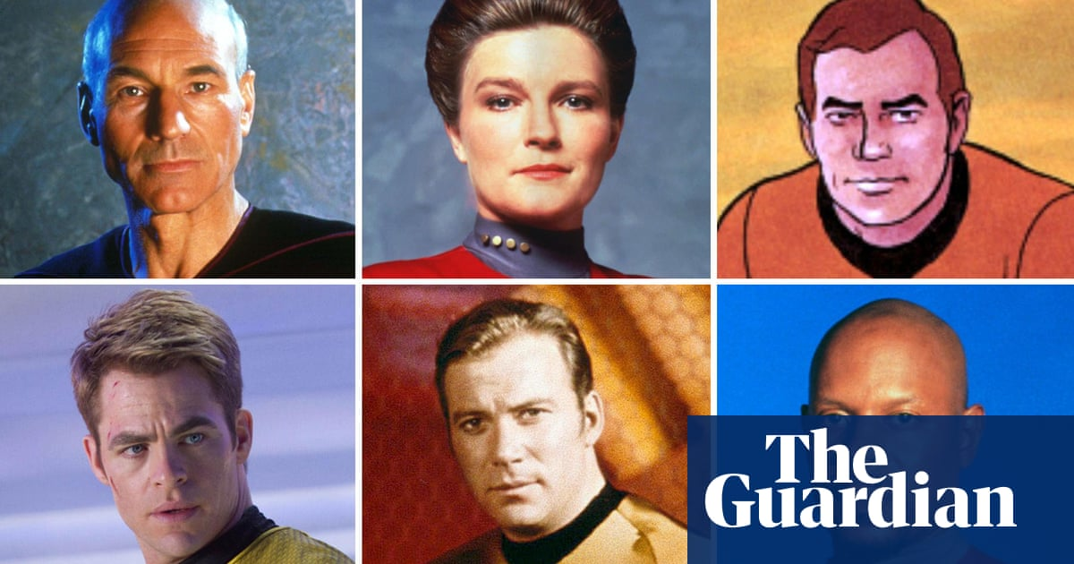 To Boldly Binge My Continuing Mission To Watch All 700 Episodes Of Star Trek Television The Guardian