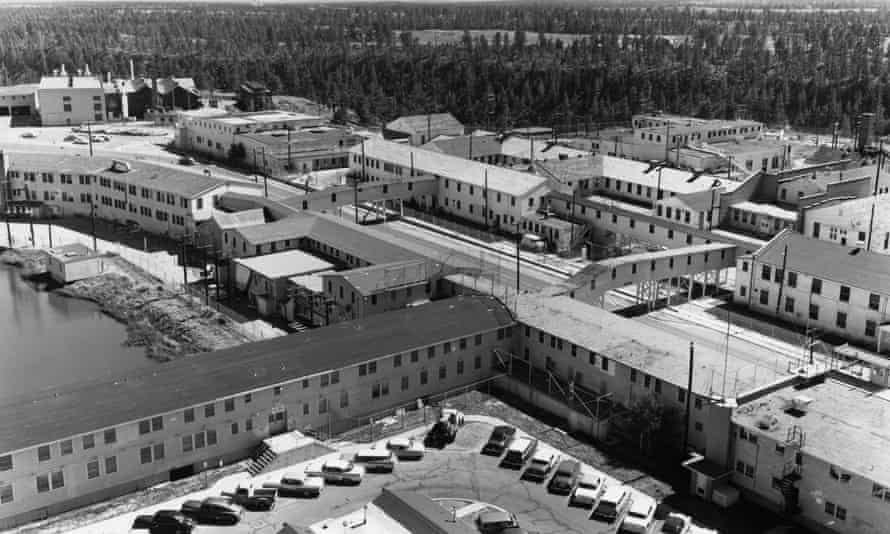 Los Alamos laboratory in the 1950s