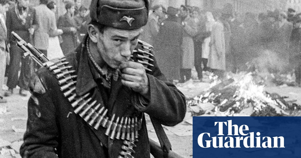 62b4fbdbf The 1956 Hungarian Revolution – in pictures | World news | The Guardian