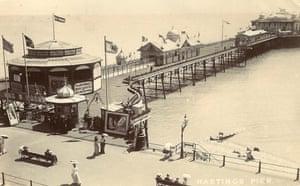 1910s, Hastings Pier