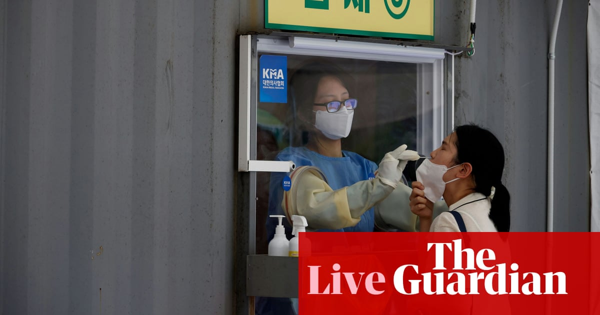 Coronavirus live news: South Korea reports record daily cases; 67% in India have Covid antibodies, survey finds
