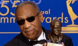 Bill Cosby won the Bob Hope Humanitarian award in 2003.